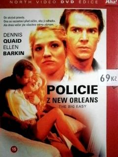 Policie z New Orleans - DVD