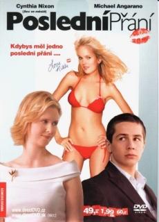 Poslední přání - DVD