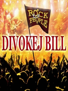 Divokej Bill - Rock for People - DVD