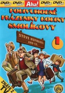 Podivuhodné prázdniny rodiny Smolíkovy 1 - DVD