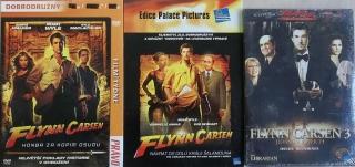 Kolekce Flynn Carsen 3DVD