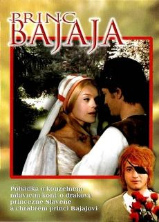 Princ Bajaja - DVD - dárková obálka