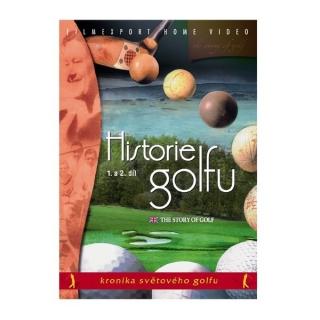Historie golfu 1. a 2. díl - DVD