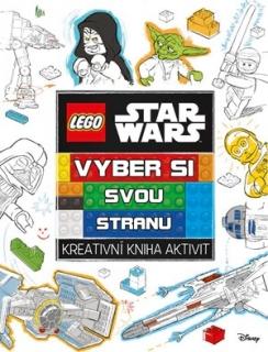 LEGO® Star Wars Vyber si svou stranu
