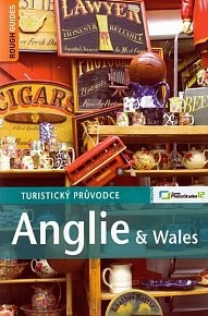 Anglie a Wales - turistický průvodce