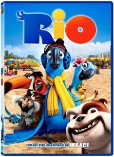 Rio - DVD