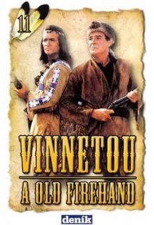 Karel May - Vinnetou a Old Firehand - DVD pošetka