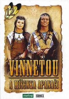 Karel May - Vinnetou a míšenka Apanači - DVD