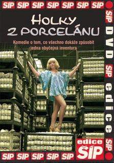 Holky z porcelánu - DVD