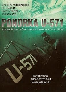 Ponorka U-571 - DVD