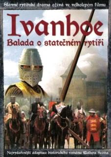 Ivanhoe: Balada o statečném rytíři - DVD pošetka