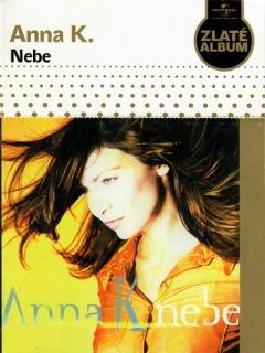 Anna k ( Nebe ) -  papírový obal CD