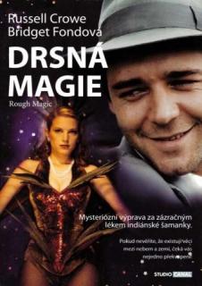 Drsná magie - DVD