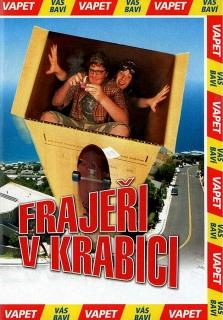 Frajeři v krabici - DVD
