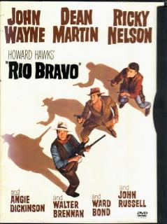 Rio Bravo ( originální znění s CZ titulky ) - DVD