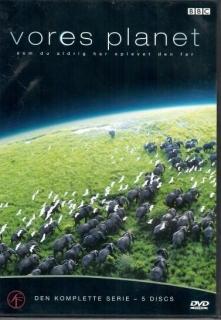 Vores planet - DVD ( v původním znění )