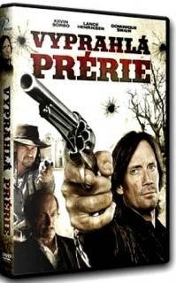 Vyprahlá prérie - DVD