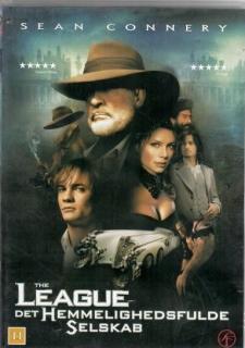 Liga výjmečných - DVD ( v původním znění)