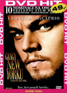 Gangy New Yorku - DVD