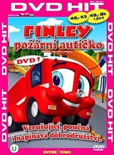 Finley - požární autíčko - 1 - DVD
