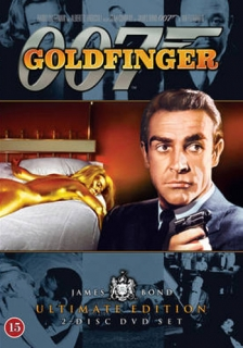 James Bond - Goldfinger - DVD