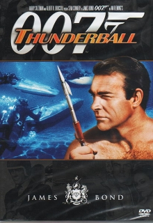 James Bond - Thunderball - DVD