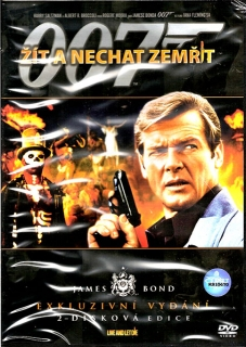 James Bond - Žít a nechat zemřít - DVD