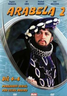 Arabela 2 - DVD