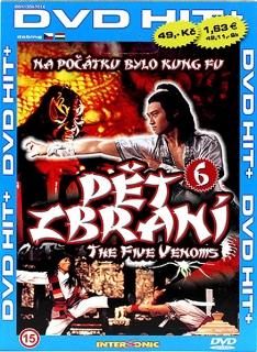 Pět zbraní - DVD