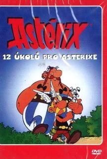Asterix - 12 úkolů pro Asterixe - DVD
