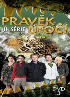Pravěk útočí II 3 - DVD
