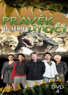 Pravěk útočí II 4 - DVD