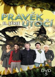 Pravěk útočí II 5 - DVD