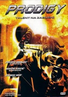 Prodigy - talent na zabíjení - DVD