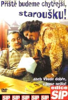 Příště budeme chytřejší, staroušku! - DVD