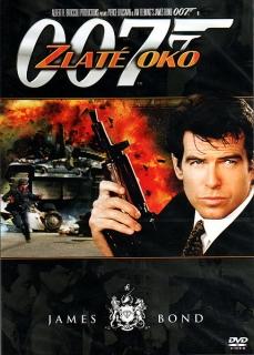 James Bond - Zlaté oko - DVD