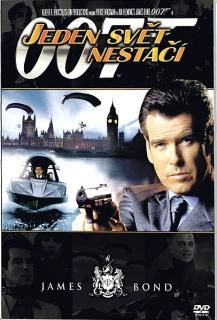 James Bond - Jeden svět nestačí - DVD