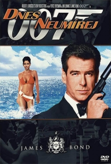 James Bond - Dnes neumírej - DVD
