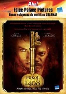 Pokoj 1408 ( pošetka ) DVD