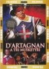 D´Artagnan a tři mušketýři - DVD
