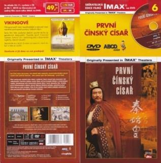 IMAX - 6 - První čínský císař - DVD