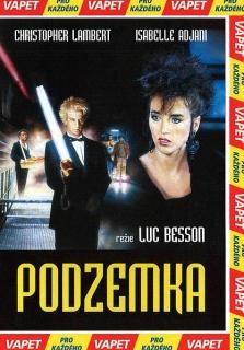 Podzemka - DVD