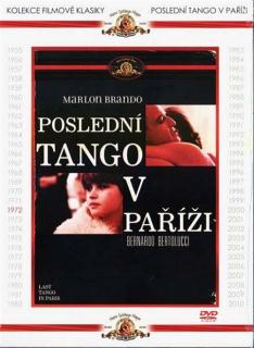 Poslední tango v Paříži (digipack)