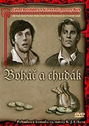 Boháč a chudák ( plast ) DVD