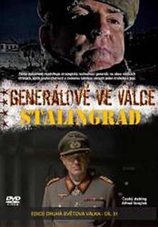 Generálové ve válce - Stalingrad - DVD