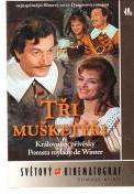Tři mušketýři(pošetka)-Královniny přívěsky,Pomsta mylady de Winter