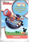 Mickeyho klubík-Mickeyho kometa,Tajná agentka Daisy