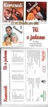Kamarádi-Tři v jednom (CD)-25 let divadla pro děti