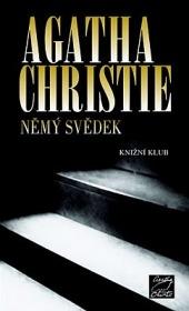 Němý svědek-Agatha Christie(bazarové zboží)