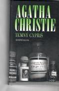 Temný Cypřiš -Agatha Christie(bazarové zboží)